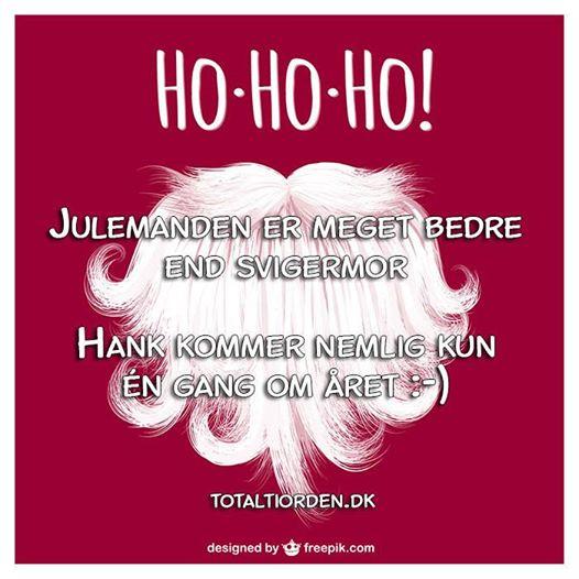 citater om julemanden Derfor er julemanden bedre end svigermor citater om julemanden