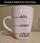 Guide til samtaler om morgenen