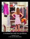 Kvinder har mange problemer