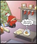 Lidt mere viden om julemanden end nødvendigt