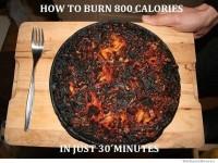 Sådan forbrænder du 800 kalorier på 30 minutter