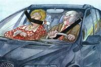 Sådan får du ro i bilen